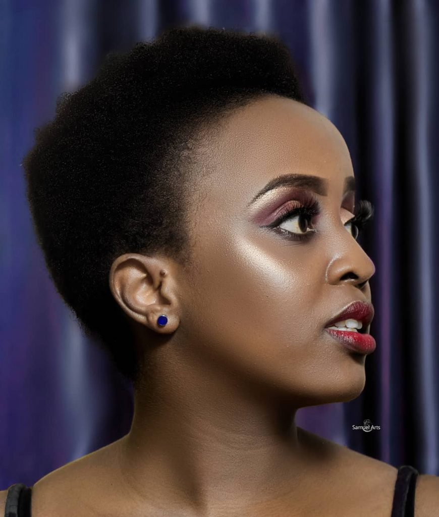 Singer Nadia finally changes hairstyle after social media pressure