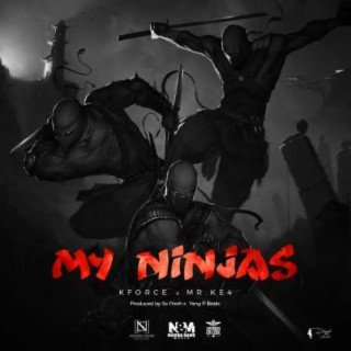 """Kforce teams up with Mr. Ke4 for """"My Ninjas"""", don't miss this jam"""