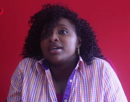 Radio Jambo Show host Massawe Japanni involved in accident (photo)
