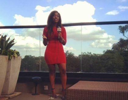 Media personality Rehema Majala says her journey to become news anchor hasn't been easy at all