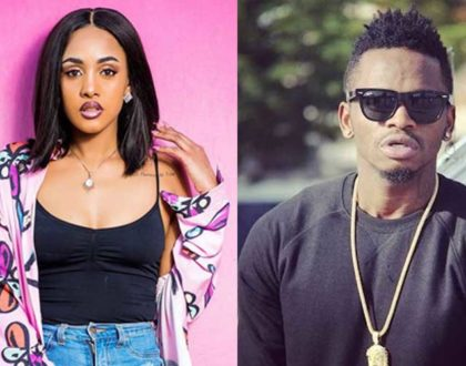 Tanasha Donna´s and Diamond Platinumz´ Islam attire stirs mixed reactions