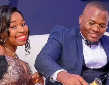 Rick kid Saumu Mbuvi sends emotional post after allegedly being dumped:I fed mouths that talked ill of me