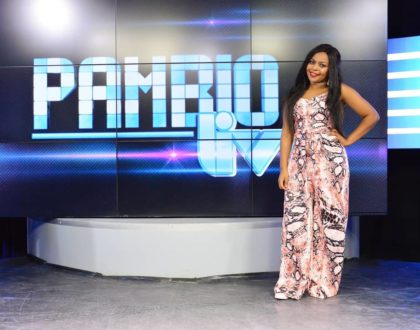 Kenyans, did Size 8 quit her job because she's pregnant again?