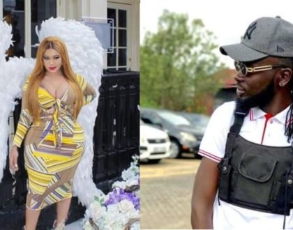 ¨Nachizi walai!¨ Jegede´s love for Vera Sidika gets too much for him to contain