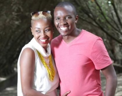 Vivian and Sam West set to grace the cover of this month´s Parents Magazine days after ´Cheza Chini´ jam release