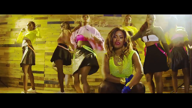 Sanaipei Tande´s video banger sets the Internet ablaze!