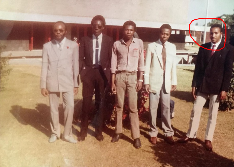 That's Punjab Ruiru branch! Kenyans get a good laugh from Governor Watitu's TBT photo while in University in India