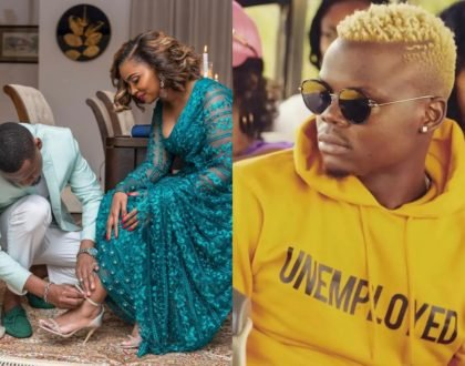 Harmonize responds after singer Ben Pol accuses him of sliding in his Fiance' DM