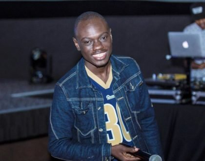 Ni mapenzi tu! Comedian Eddie Butita steps out with his rumored girlfriend