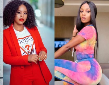 Vanessa Mdee responds after she was accused of snatching Elizabeth Micheal's husband!
