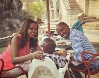 Video: Amina Abdi and DJ John spend almost a million bob throwing their son birthday party of the year