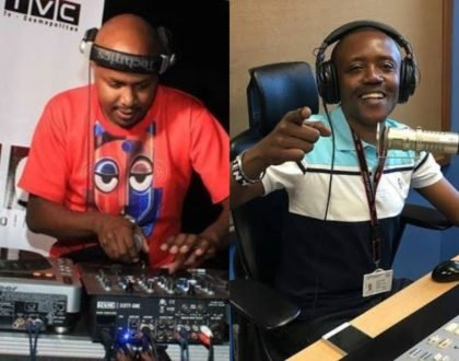 """ Please woiye play some Kenyan music not just Wasafi records!"" Crème de la Crème tells Maina Kageni"