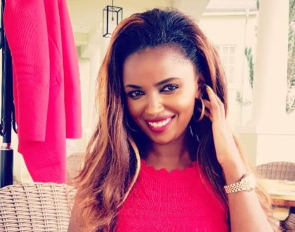 Anerlisa Muigai impressed after meeting lover, Ben Pol´s son
