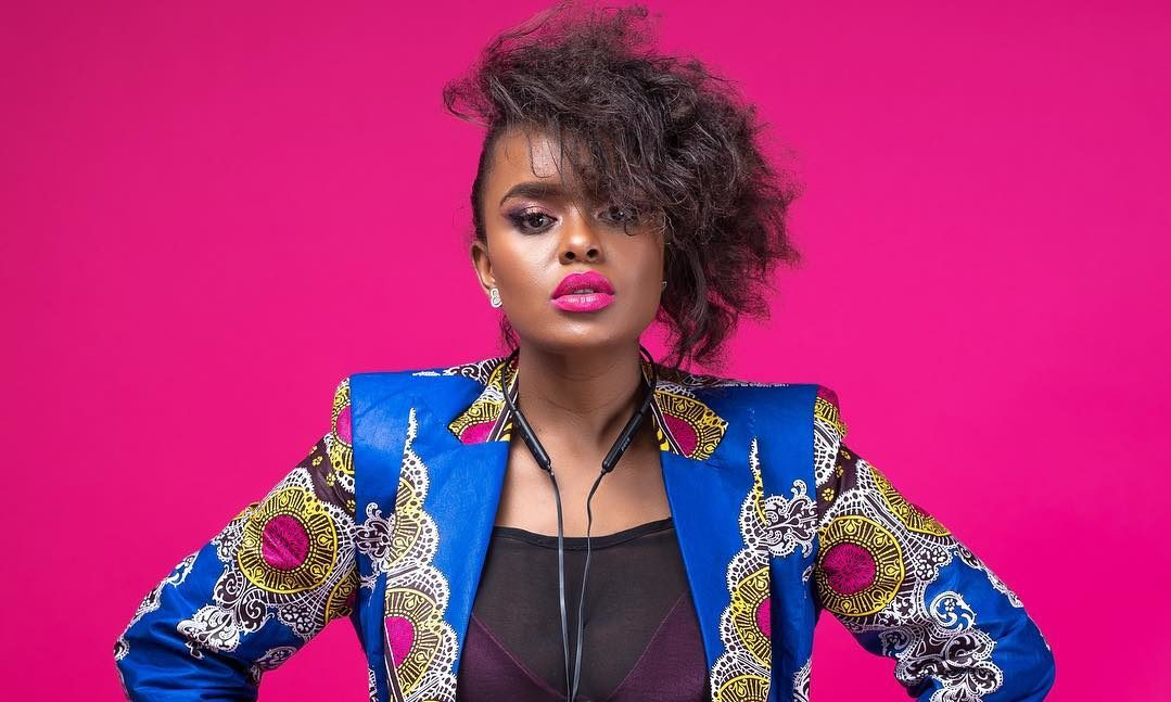 Kenyan songbird, Avril bashes society for thinking less of children raised by single parents