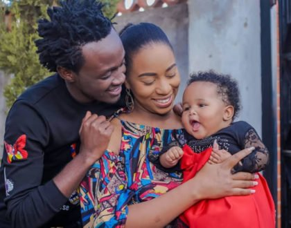 Count down to Baby number 2! Diana Marua and husband Bahati to welcome anytime from now
