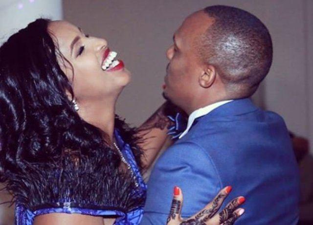 Congratulations! KTN´s Ben Kitili and wifey, Amina Mude welcome a bouncing baby boy (photos)