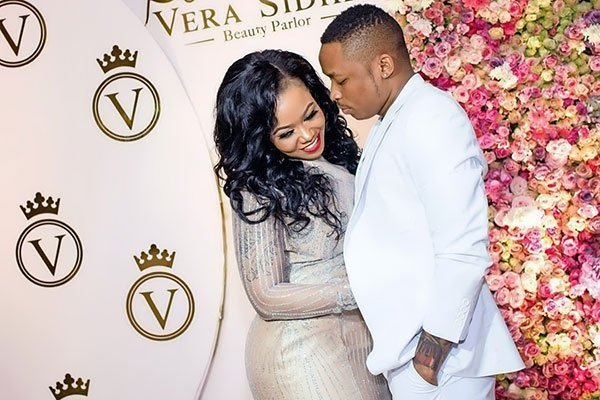 Otile Brown and Vera now in talking terms: I was at her beauty parlor and had my legs done