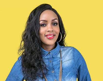 TV girl, Joey Muthengi returns to her First Love and fans can´t keep calm
