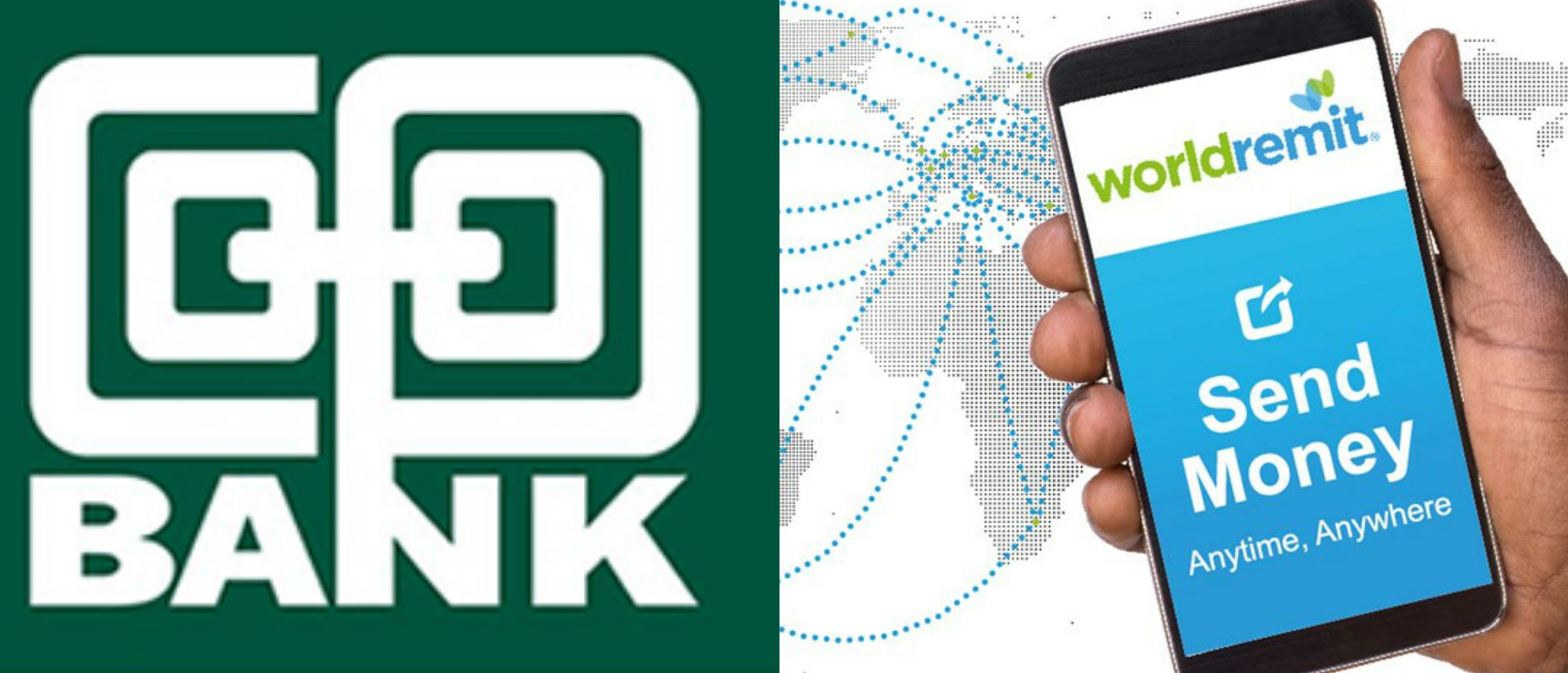 Co-op Bank partners with WorldRemit for quick digital money transfers to Kenya
