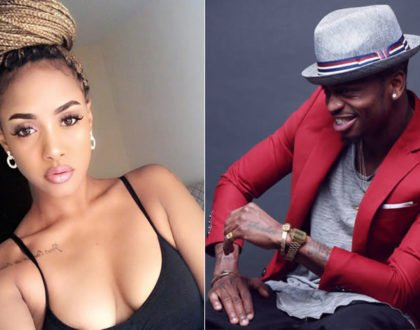 Diamond Platinumz publicly flirts with Tanasha Donna and showers her mother with love