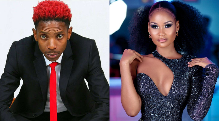 Eric Omondi speaks after leaked video with Hamisa Mobetto in bed