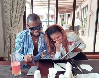 Anerlisa Muigai responds to female fans telling her to hide her fiancé, Ben Pol
