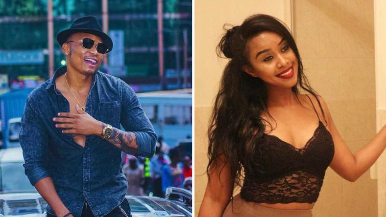 Otile Brown disappoints haters after gifting Nabayet her own damn new ride!