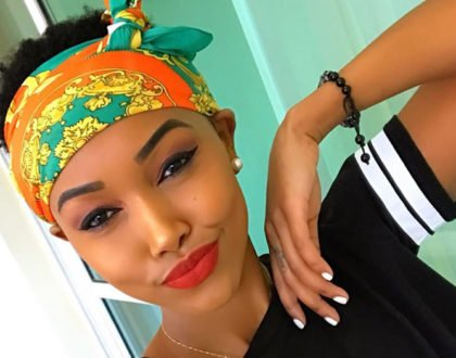 Experience! Huddah Monroe warns women against dating Nigerian men because they always cheat and lie
