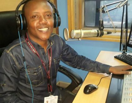 Maina Kageni reveals his favourite Kenyan song and it's from Sailors