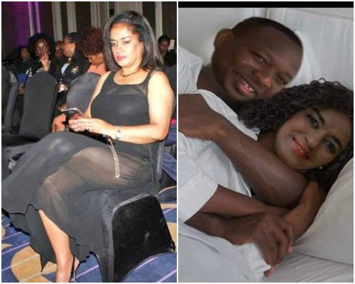 """My husband bought me that dress"" Passaris forced to defend see-through dress while hunting for meme maker"