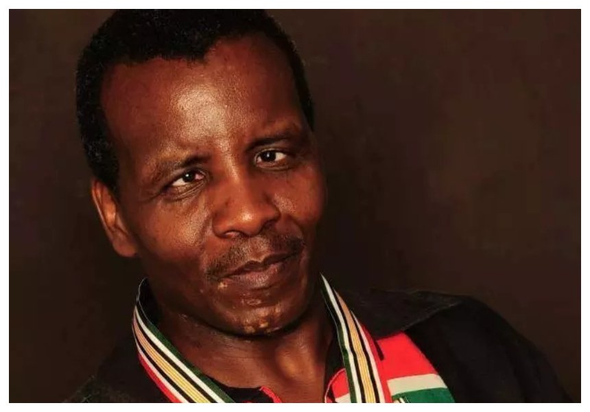 Veteran singer Reuben Kigame accuses the government and DJ's of stealing from him