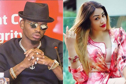 Exclusive! Diamond and Zari Hassan share same bodyguard even after crude breakup