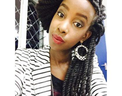 Rapper Wangechi begs Kenyans to avoid dating musicians