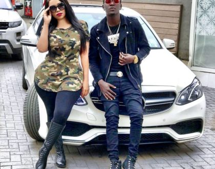 """Avoid that woman. She'll say you have a toothpick"" fans warn Willy Paul"