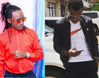 Kenyans push Bahati to give up expectant Diana Marua as a wife to Ringtone