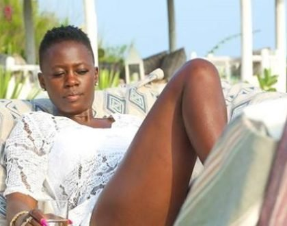Akothee takes us down memory lane with her first love in a long moving post