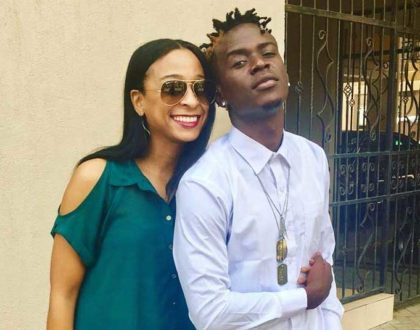 Alaine begs Kenyans to stop judging Willy Paul: Us love instead of hate when criticizing him
