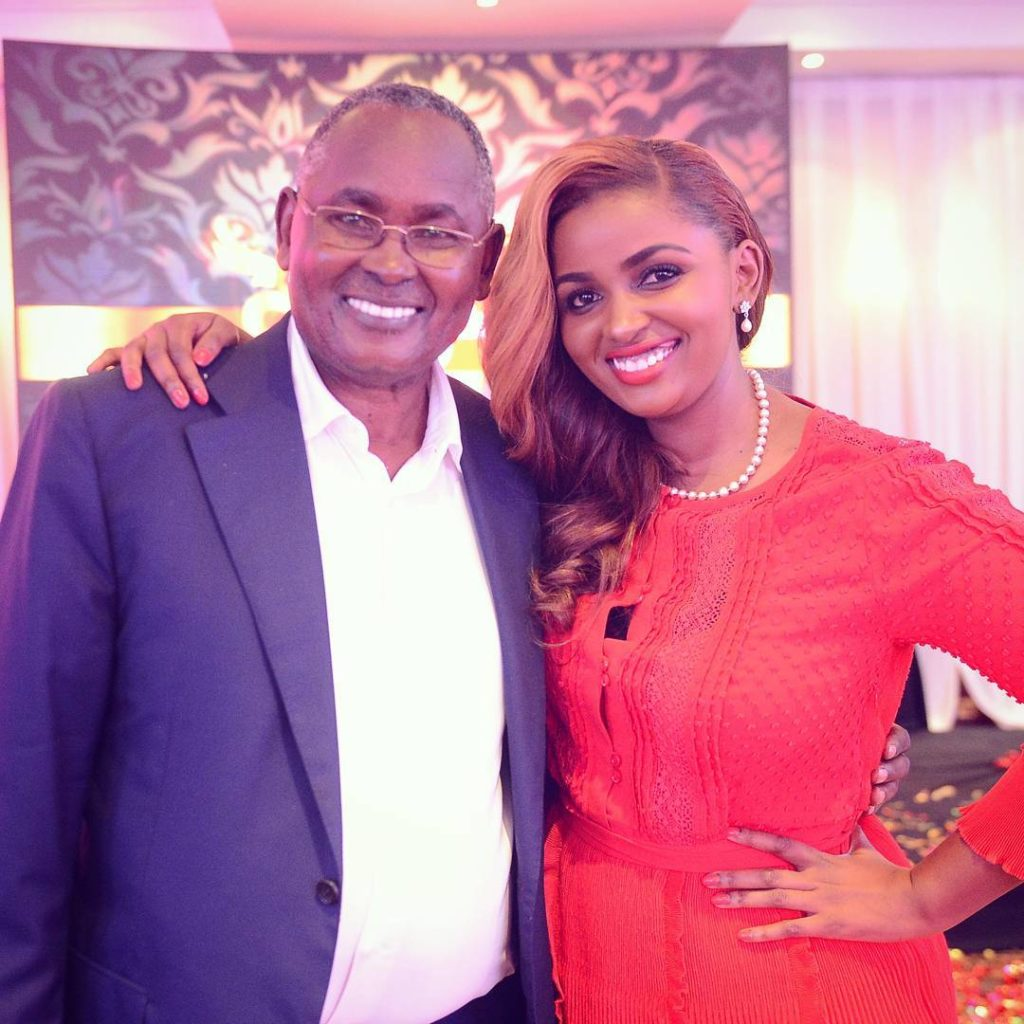 Spoilt? Anerlisa Muigai reveals how her billionaire father gives her anything she wants