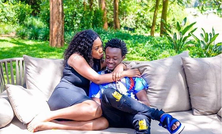 """Your down fall is coming!"" Fans bash Diana Marua for boasting about her husband's wealth"