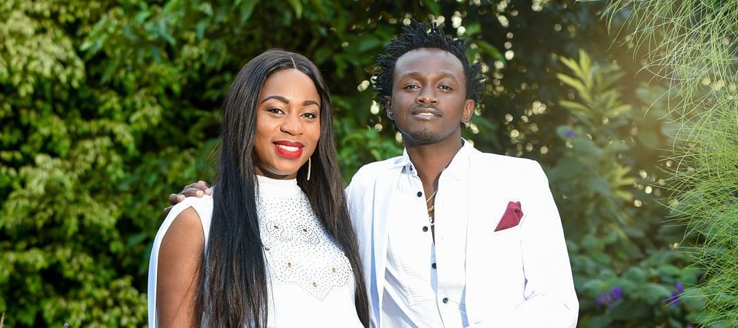 Diana Marua lectures Bahati after saying he is too young and doesn´t want stress