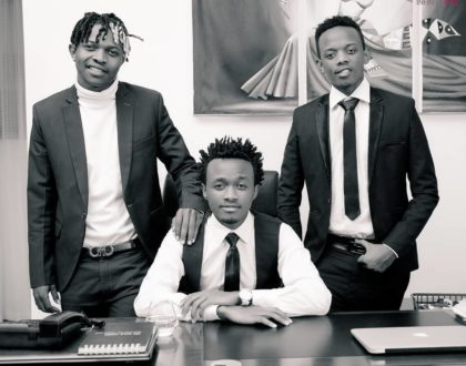 Mr Seed, Bahati and David Wonder