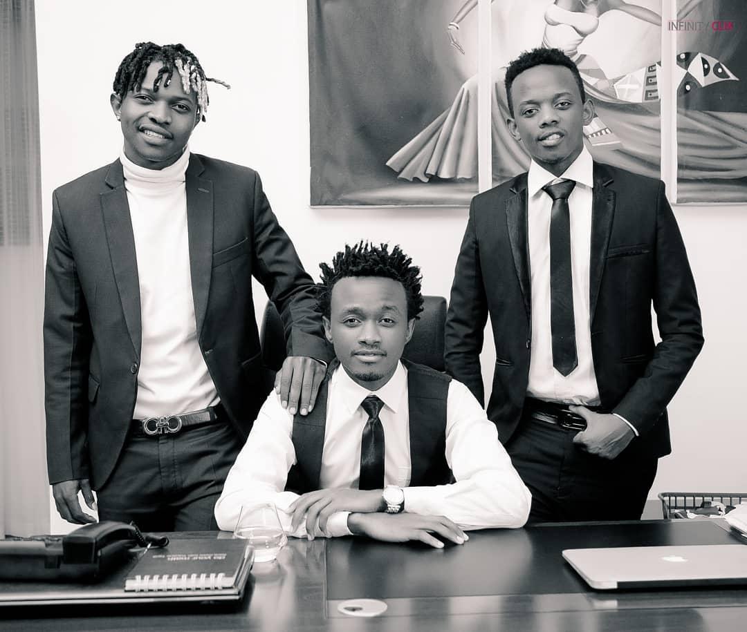 Mr Seed, Bahati and David Wonder