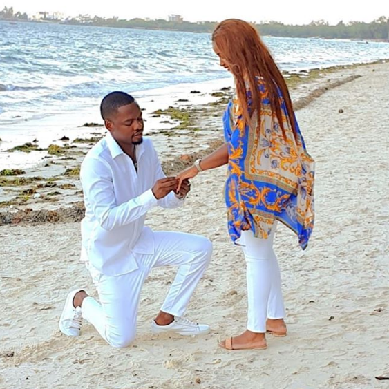 Ben Pol: Harmonize, Khaligraph Jones are trying to sleep with my wife Anerlisa