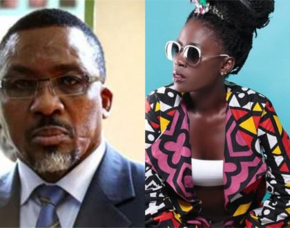 Savage! Akothee ridicules Pastor Ng´ang´a for his arrogant remarks in church