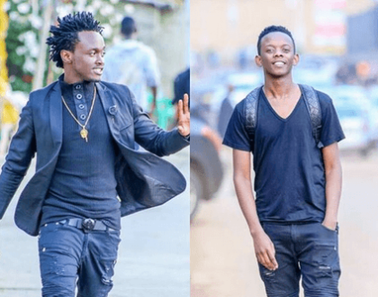 David Wonder slams Bahati for lying about the Ksh 6 Million debt