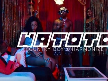 Kondeboy Features in Country Boy's new jam 'Watoto'
