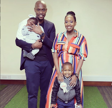 Tunawapeleke na rieng! Fans try to read in between lines after Janet Mbugua unfollows husband on social media