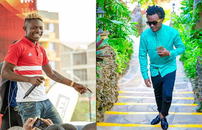 ¨Stop misleading fans!¨ Weezdom gives Mr Seed a stern warning against talking ill of Bahati