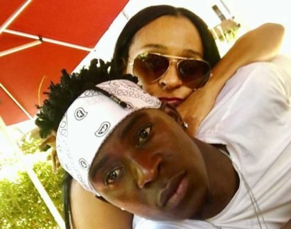 Video: Controversy as Willy Paul and Alaine express love for each other