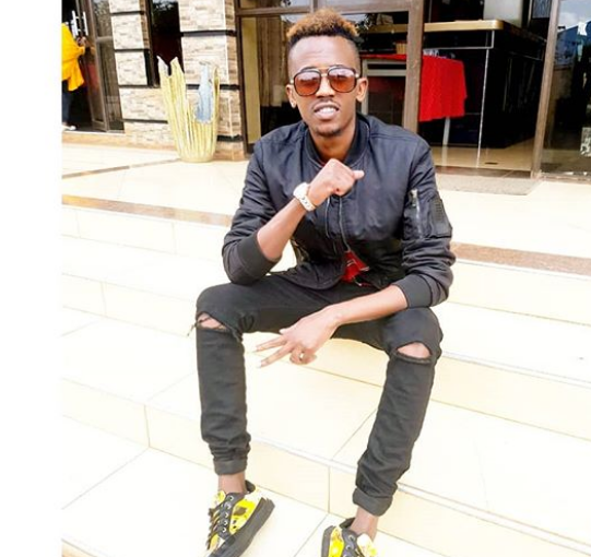 Gospel singer Weezdom denies exposing Mr Seed after he allegedly slept with a fan
